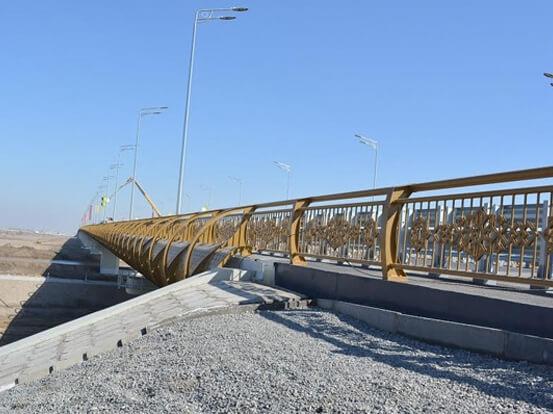 FARAB BRIDGE TURKMENISTAN
