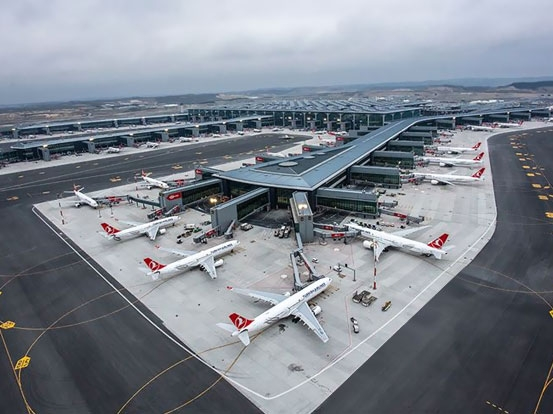 IGA DHMI ISTANBUL AIRPORT PROJECT
