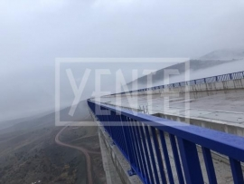 TCDD KAYAS BRIDGE RAILS