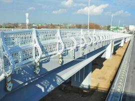 Türkmenistan Köprü Korkulukları